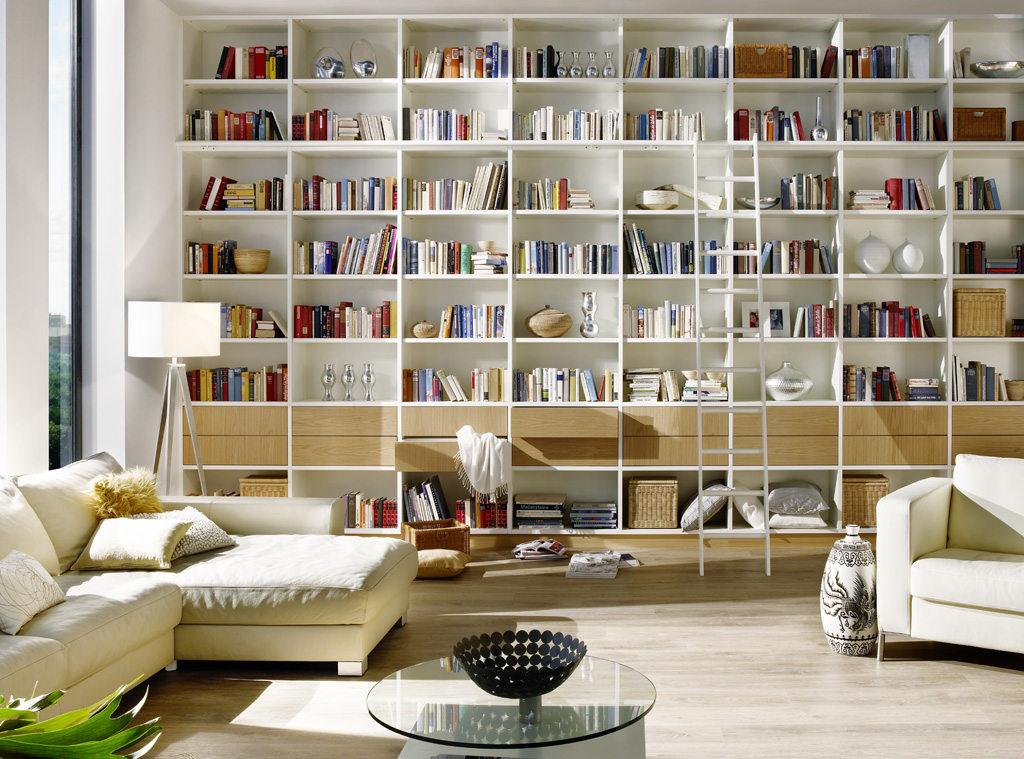 Moderne Boekenkast. Cheap Landelijk Eiken Moderne Keuken En ...