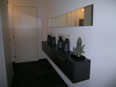Garderobe Zwevende Kast Garderobekast Inquino