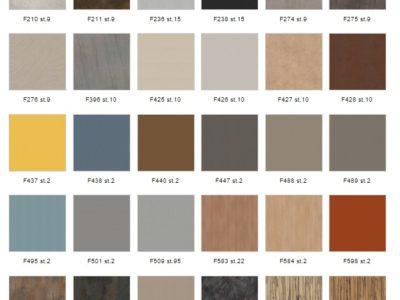 kleuren patroon storhus