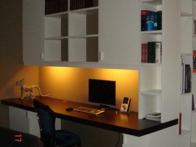 Werkkamer Inquino Bureau Studiekamer